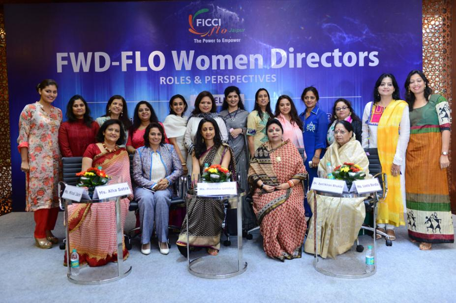 A Panel Discussion on Women Corporate Directors - Roles & Perspectives was organised by FICCI flo Jaipur