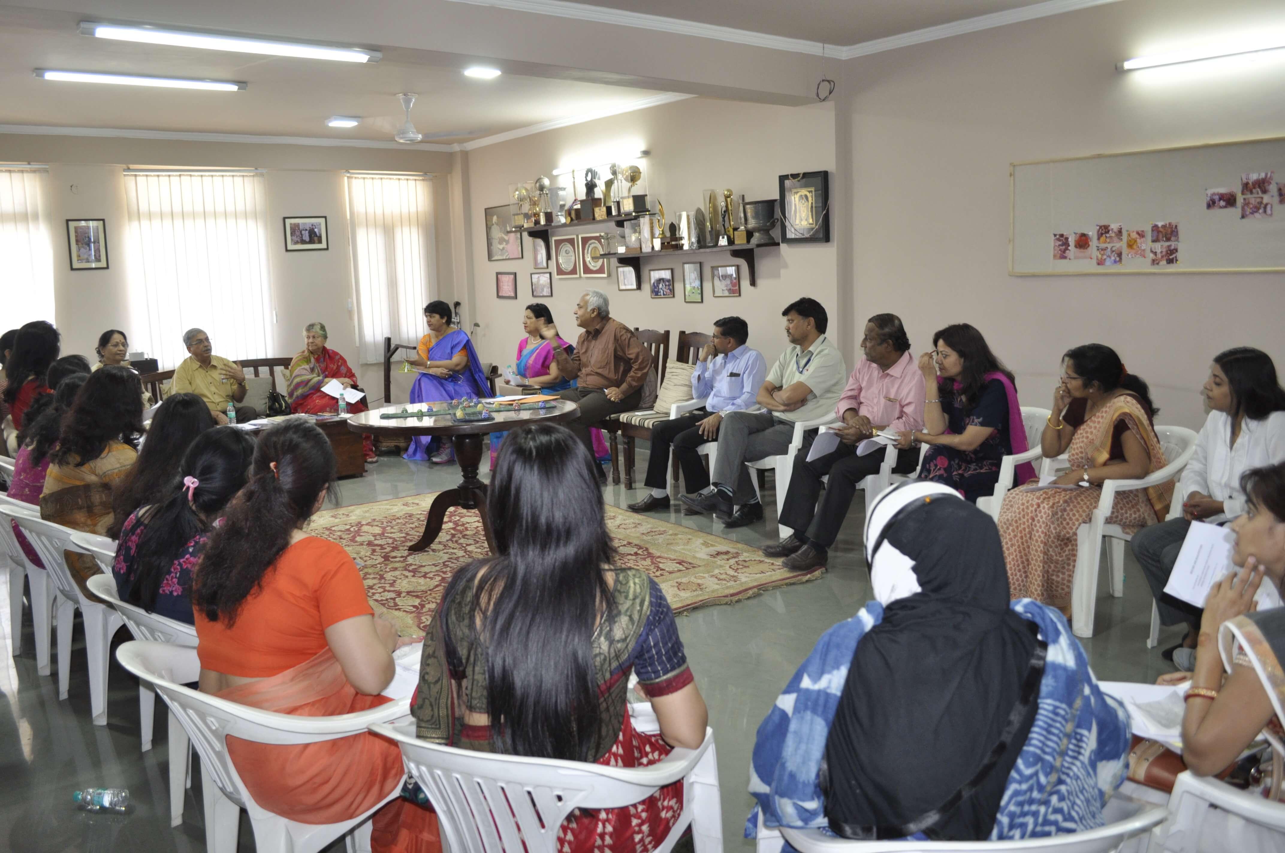Meeting held at Neerja International INc