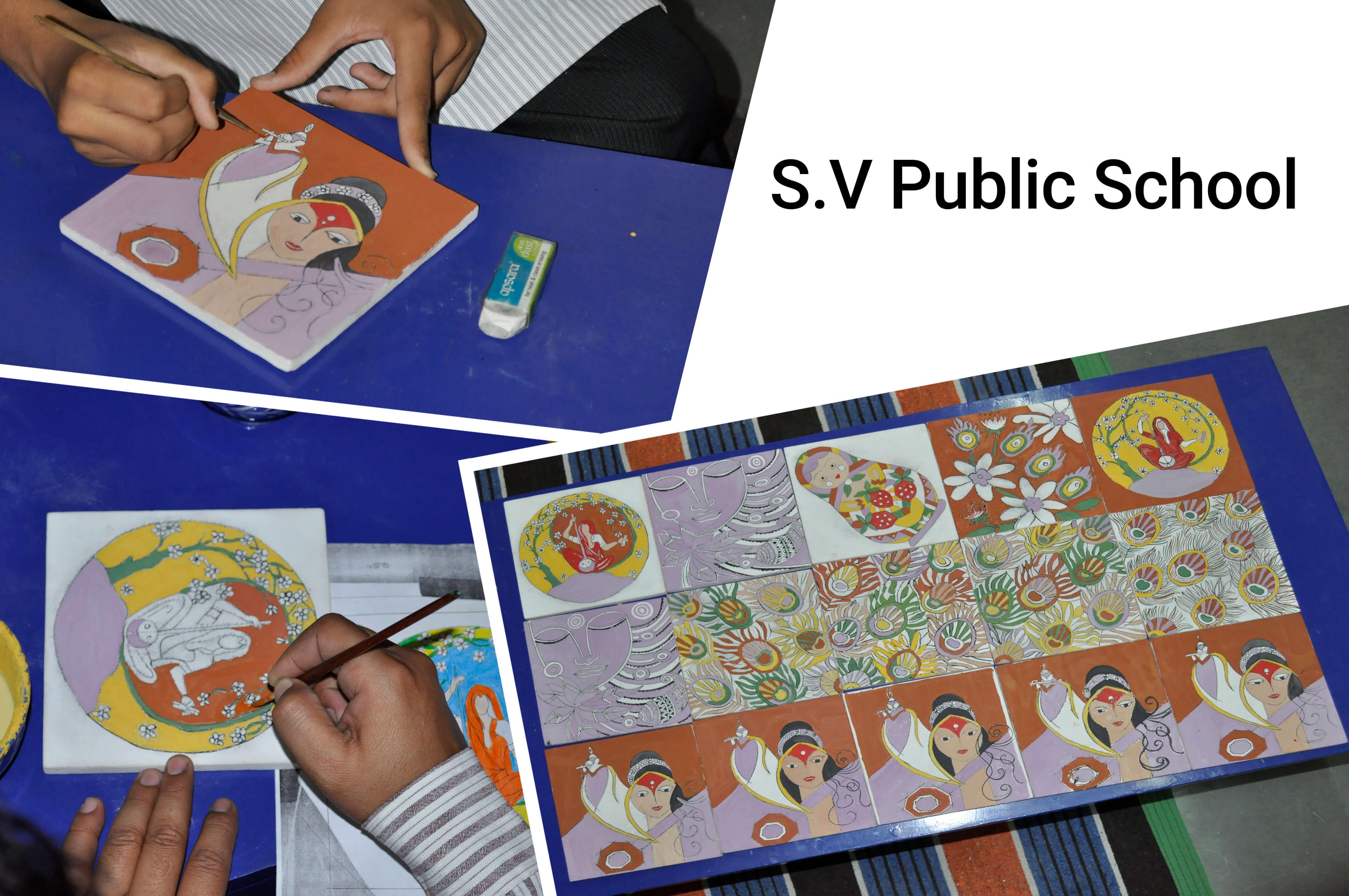S.V Public School