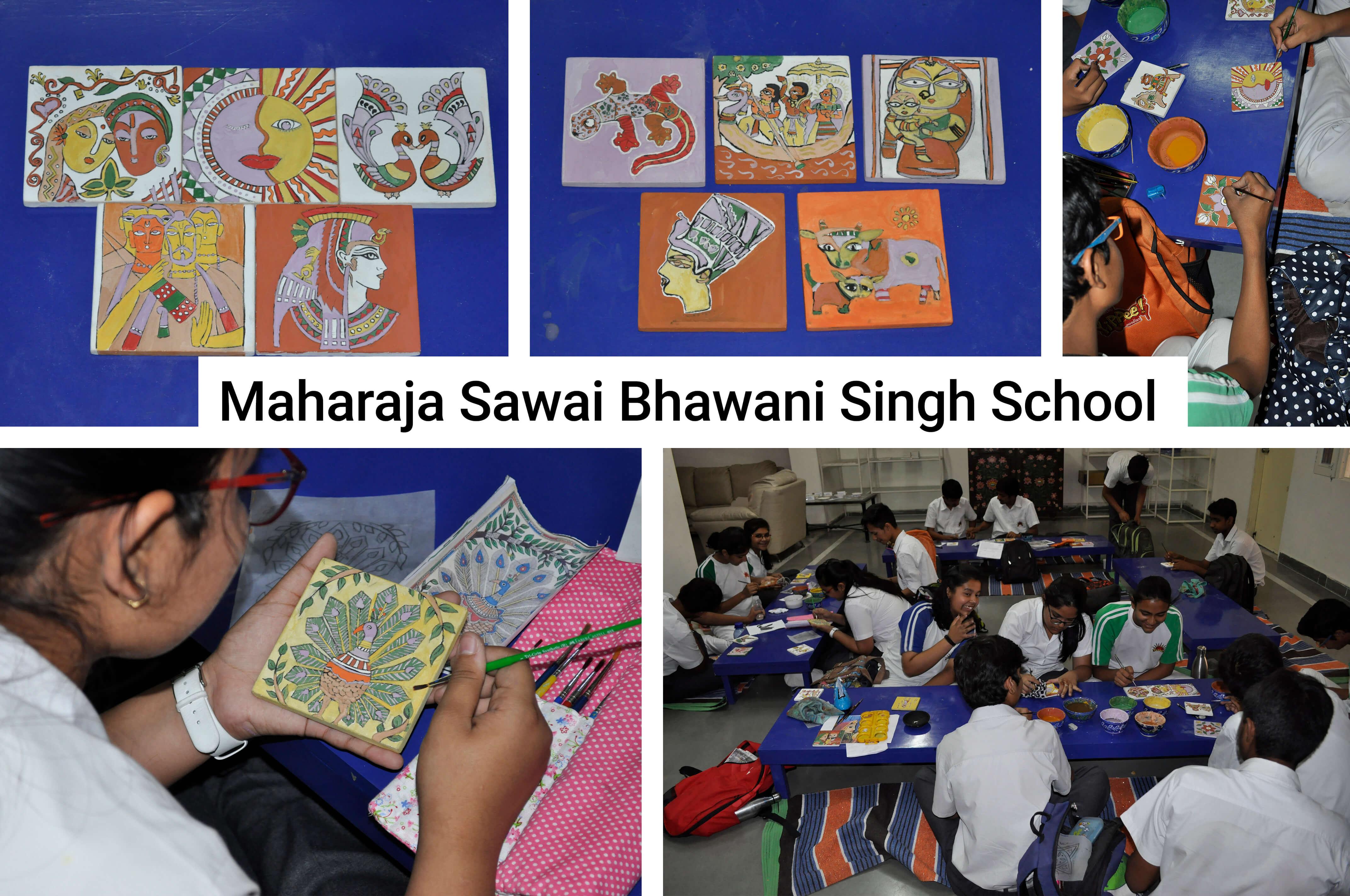 Maharaja Sawai Bhawani Singh School