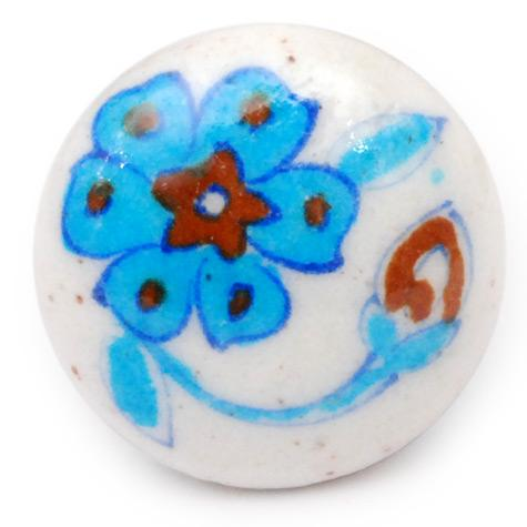 Hand Painted Ceramic Cabinet Knobs, Hand Painted Ceramic Cabinet Knobs