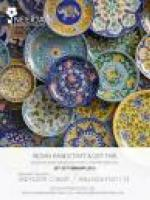Neerja IHGF Spring Fair 2015 - 20th to 23th Feb - Neerja Jipur Blue Pottery