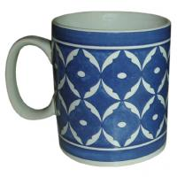 Neerja Stoneware Blue Pottery Coffee Mug